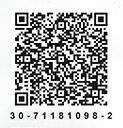 QR 30-71181098-2